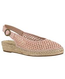 Olive II Women's Espadrille Wedge Sandals