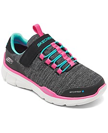 Little Girls' Relaxed Fit: Equalizer 3.0 - Mbrace Slip-On Training Sneakers from Finish Line