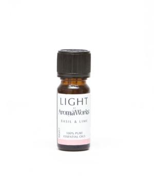 Light Range Basil and Lime Essential Oil