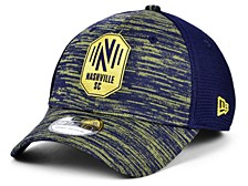 Nashville SC   On-Field 39THIRTY Cap