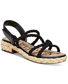 Women's Cristan Rope Sandals