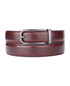 Men's Classic Ratchet Leather Belt