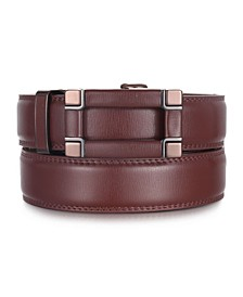 Men's Dapper Leather Ratchet Belts