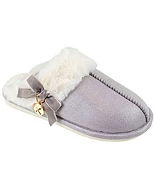 Women's Plush Scuff Slipper
