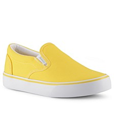 Women's Clipper 2 Classic Canvas Slip-On Sneaker