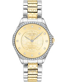 Women's Astor Two-Tone Stainless Steel Bracelet Watch 31mm