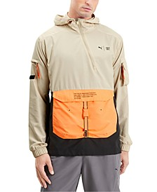 Men's First Mile Half-Zip Utility Jacket