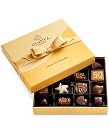 19-Piece Gold Gift Box