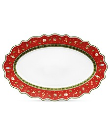 Toy's Delight Oval Platter
