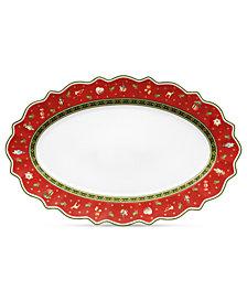 Villeroy & Boch Toy's Delight Oval Platter