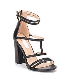 Women's Sensual Block Sandals