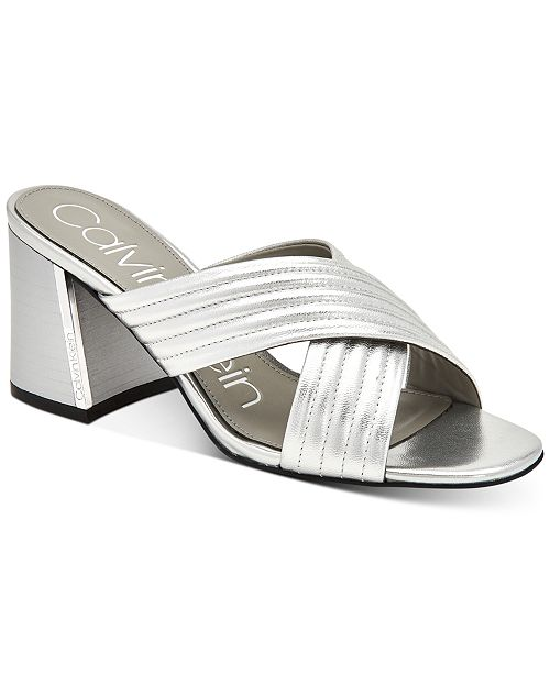 Calvin Klein Roena Dress Sandals