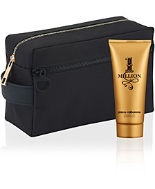 Receive a Complimentary 2-Pc. gift with any jumbo spray purchase from the Paco Rabanne 1 Million fragrance collection