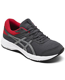 Asics Men's Gel-Contend 6 Wide Width Running Sneakers from Finish Line