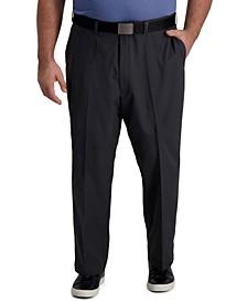 Big & Tall Cool Right Performance Flex Classic Fit Flat Front Pant