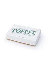 Hug Made Of Toffee Milk Traditional Almond Toffee, 1 lb