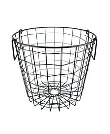 Metal Basket Round Small