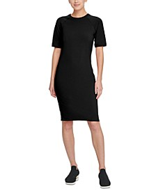 Sport Logo T-Shirt Dress