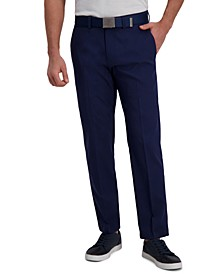 Cool Right Performance Flex Straight Fit Flat Front Pant