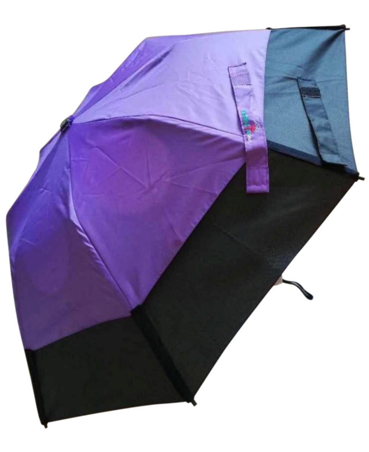 Gustbuster Wind Resistant Auto Open/Auto Close Folding Umbrella