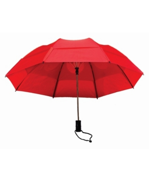 Wind Resistant Auto Open Folding Umbrella