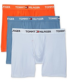 Men's 3-Pk. Everyday Micro Boxer Briefs