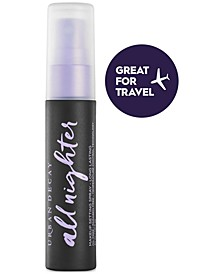 Travel-Size All Nighter Long-Lasting Makeup Setting Spray
