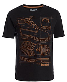Big Boys Boot T-Shirt