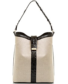 Large Amelia Bucket Bag