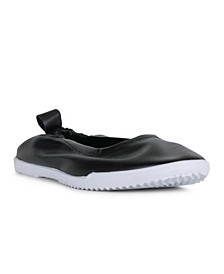 RELAX Ballet Flat with Scrunched Detail