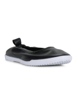 Relax Ballet Flat with Scrunched Detail Women's Shoes