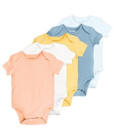 Baby Girl 3-Pack Bodysuits