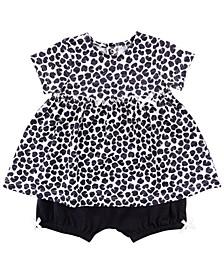 Baby Girl 2-Piece Dress Set