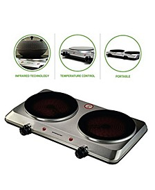 Electric Infrared Countertop Burner