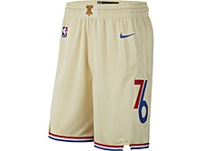 Philadelphia 76ers Men's City Swingman Shorts