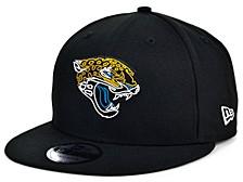 Little Boys Jacksonville Jaguars Draft 9FIFTY Snapback Cap