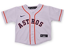 Houston Astros  Infant Official Blank Jersey