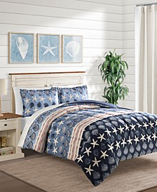 CLOSEOUT! Baja 3-Pc Comforter Set