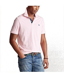 Men's Classic Fit Jersey Polo Shirt