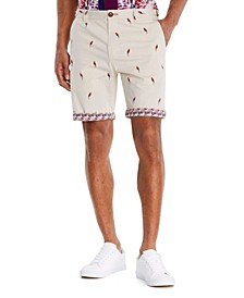 "Men's Standard-Fit 9"" Arini Flat Front Shorts"