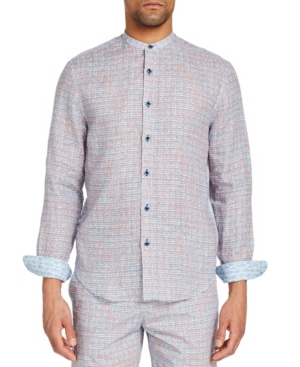 Men's Slim-Fit Roxburgh Long Sleeve Shirt
