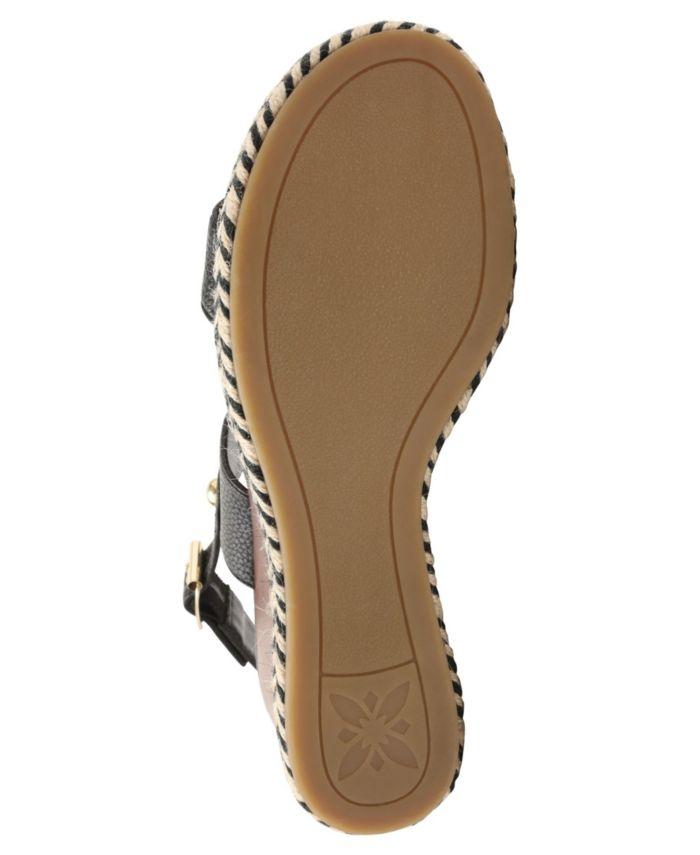 BCBGeneration Allia Flatform Wedge Sandals & Reviews - Sandals - Shoes - Macy's