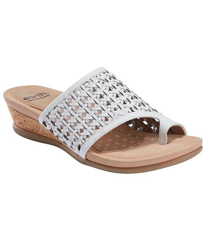 Earth - Women's Pisa Wellfleet Toe Ring Sandal