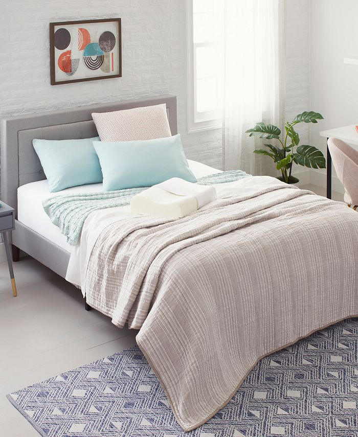 Comfort Revolution - Contour Memory Foam Pillow