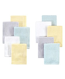Baby Boys and Girls Luxurious Washcloths