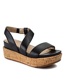Olympia Casual Platform Sandals