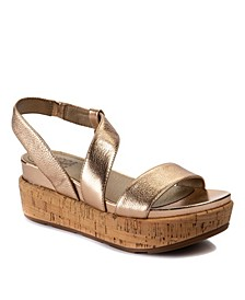 Olympia Casual Platform Sandals