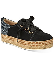 Ladue Flatform Lace-up Sneakers