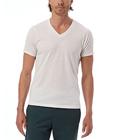 Men's Boss V-Neck Eco-Jersey T-Shirt