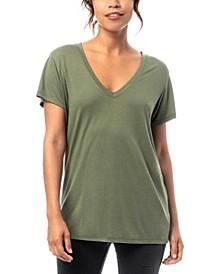 Slinky Jersey Women's V-Neck T-Shirt